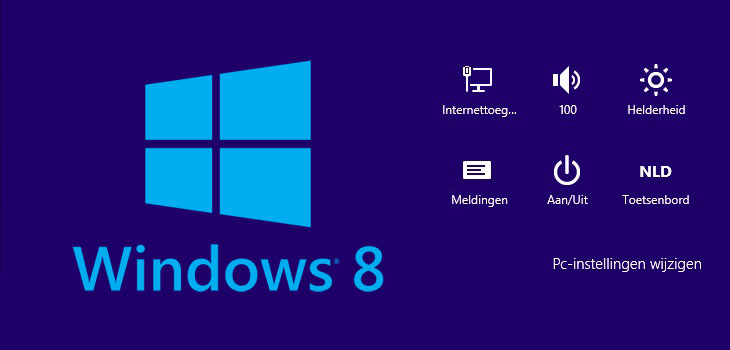 Windows 8 opnieuw installeren