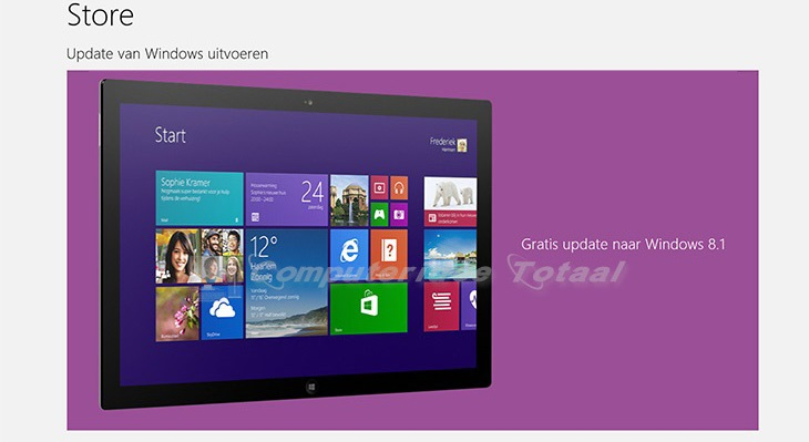 Windows 8.1 downloaden
